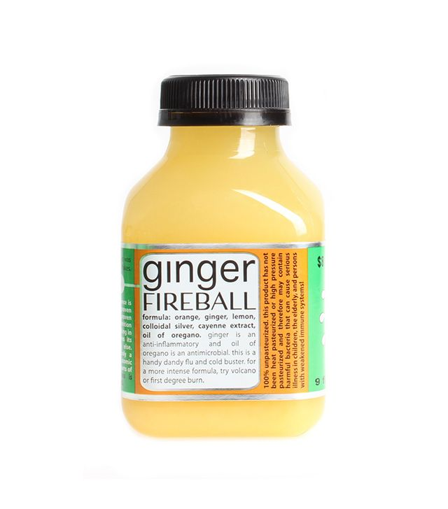 Juice Press Ginger Fireball