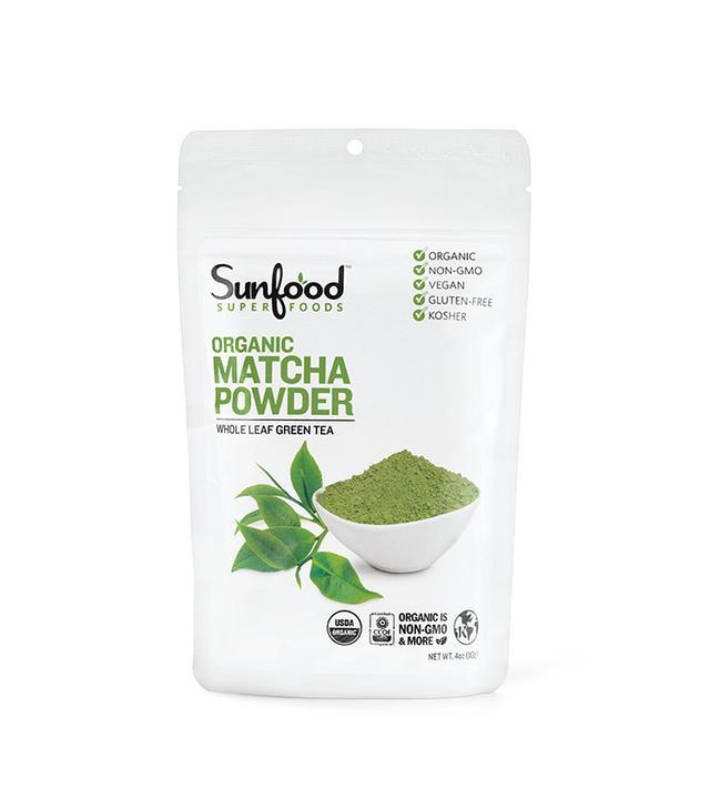 Sunfood Organic Matcha Powder