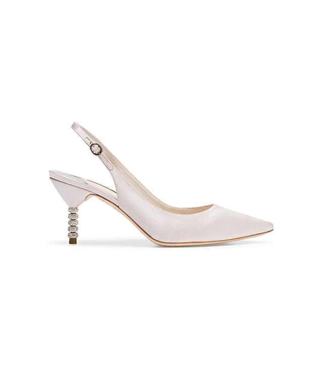 Sophia Webster Tyra Crystal Heels
