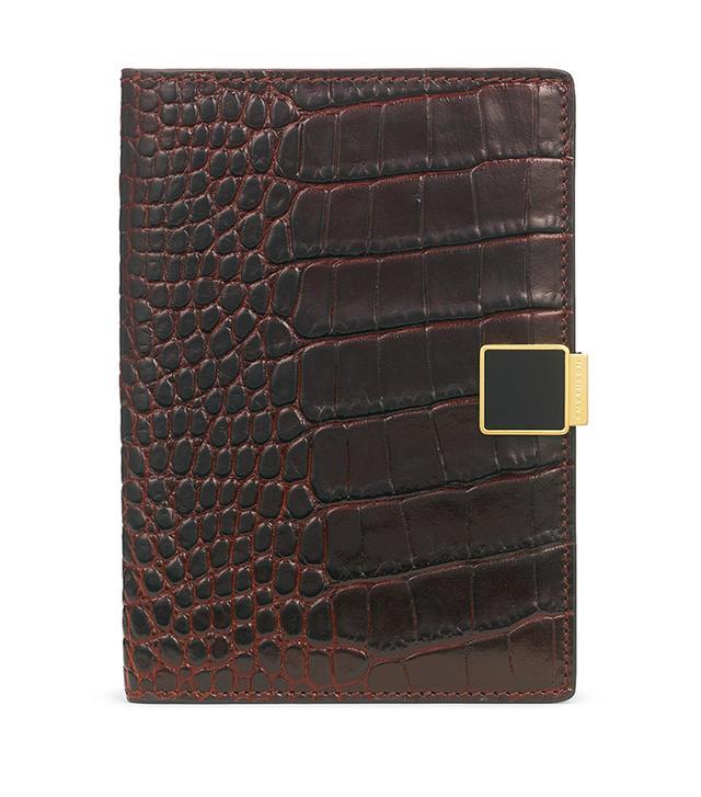 Smythson Mara Passport Cover