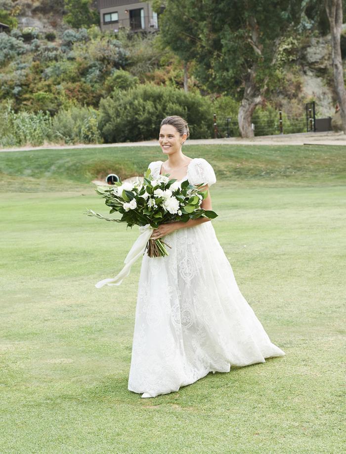 Inside Supermodel Bianca Balti\'s Laguna Beach Wedding | MyDomaine