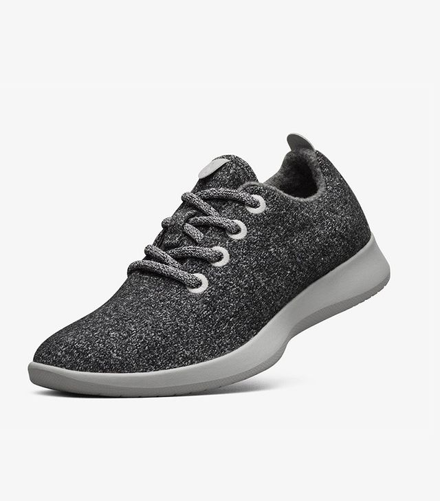 Allbirds Wool Runners in Natural Grey/Light Grey Sole