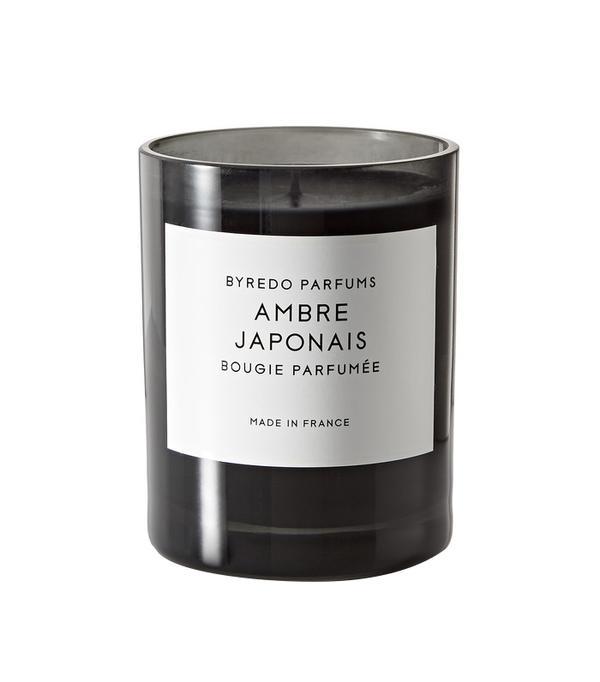 Ambre Japonais Scented Candle