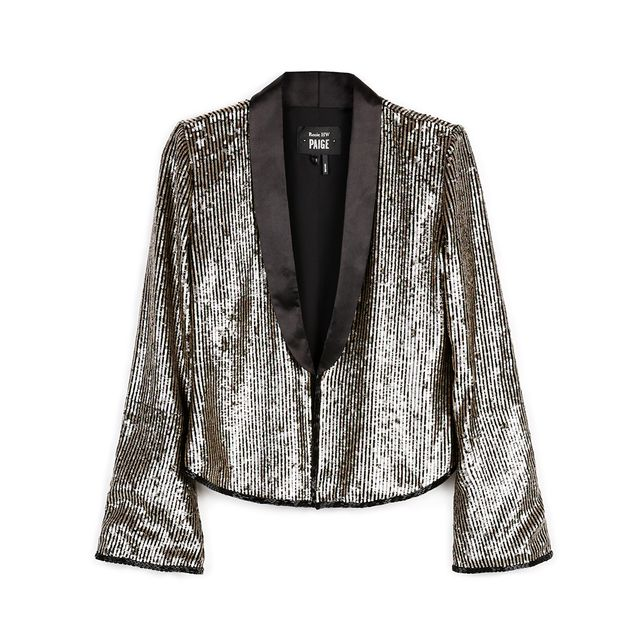 PAIGE Kate Jacket Gold