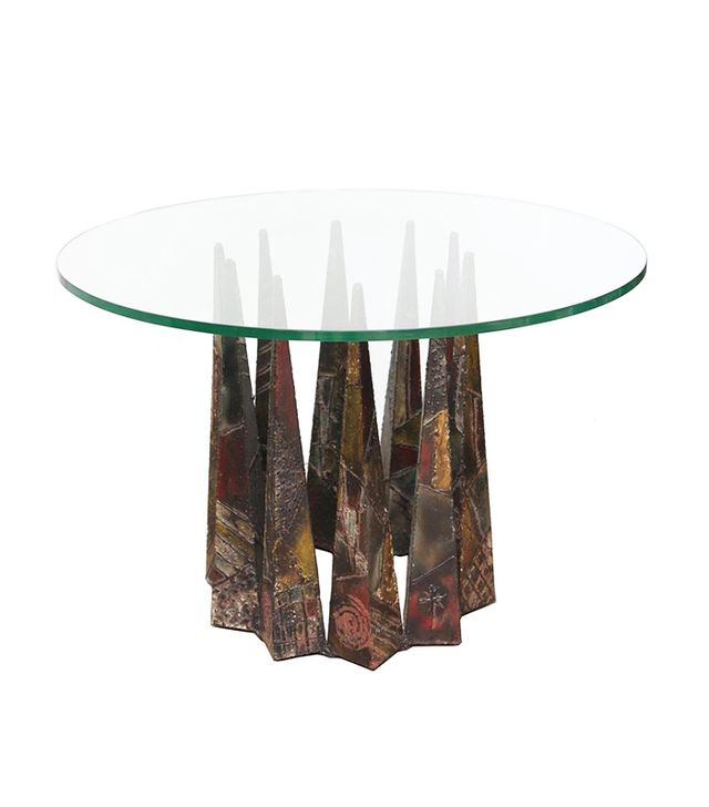Paul Evans Directional Center Table