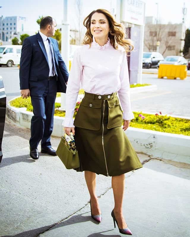 Queen Rania of Jordan Style