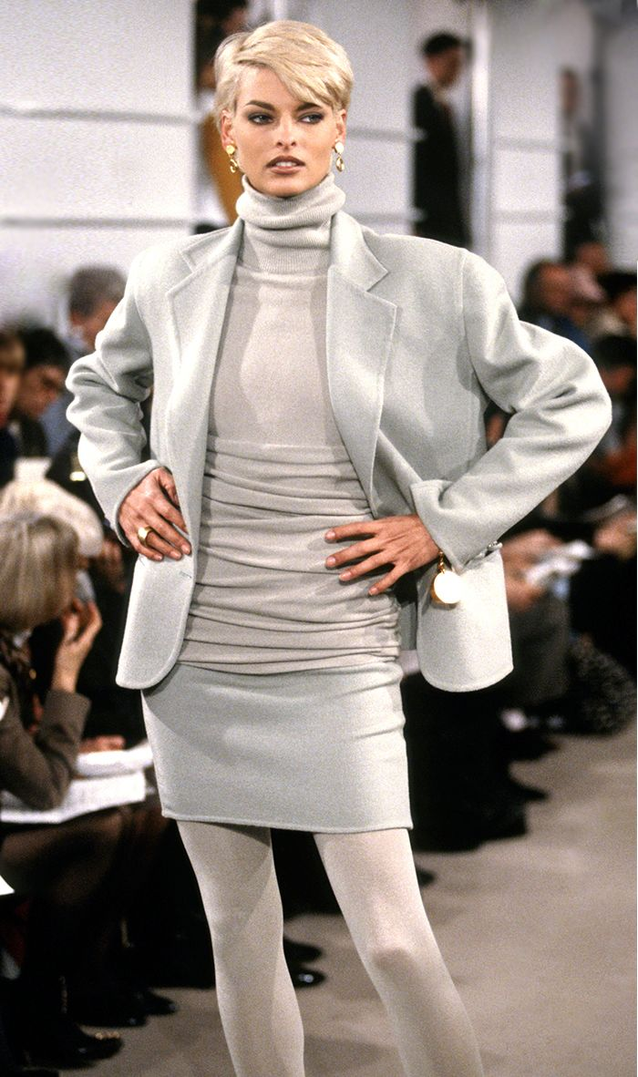 The 10 Biggest Supermodels Of The 90s Who What Wear