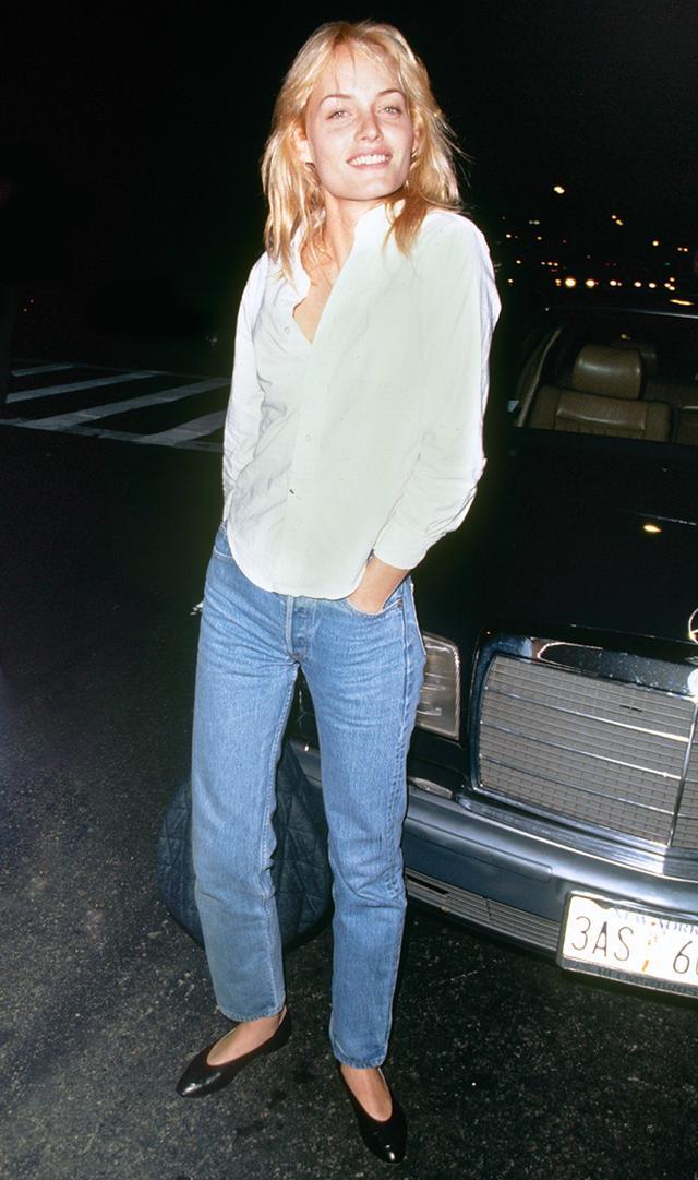 amber valletta 90s