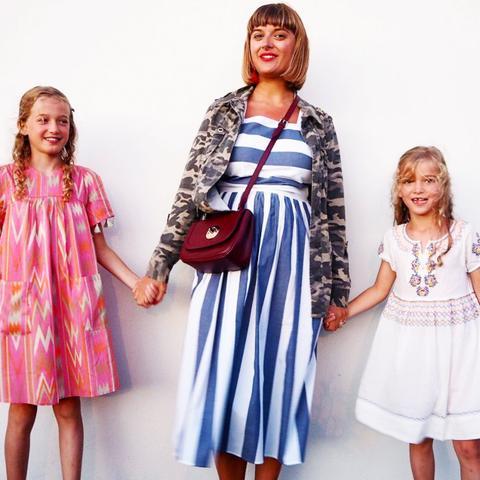 Best mum blogs: Mother of Daughters