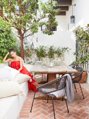 Inside Shay Mitchell's Dreamy Moroccan-Inspired Oasis