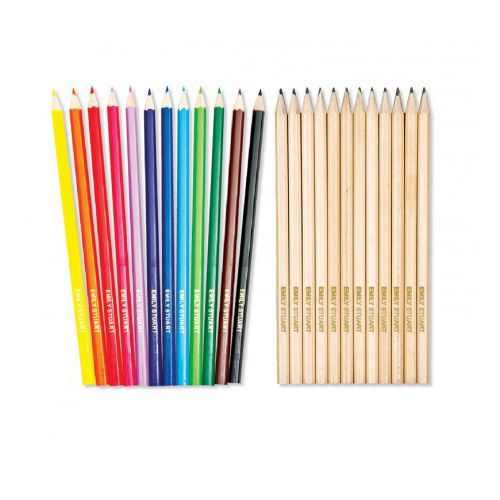 Identity Direct 24 Personalised Pencil Pack