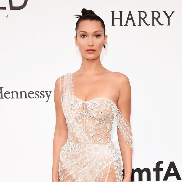 See-Through Dresses: They're Happening