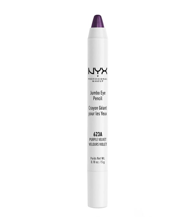 NYX Jumbo Eye Pencil in Purple Velvet