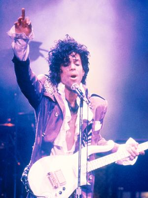 Prince Fans, Listen Up: The Icon Now Has His Own Official Pantone Colour