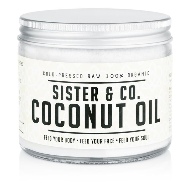Cocout oil for body: Sister & Co Coconut Oil