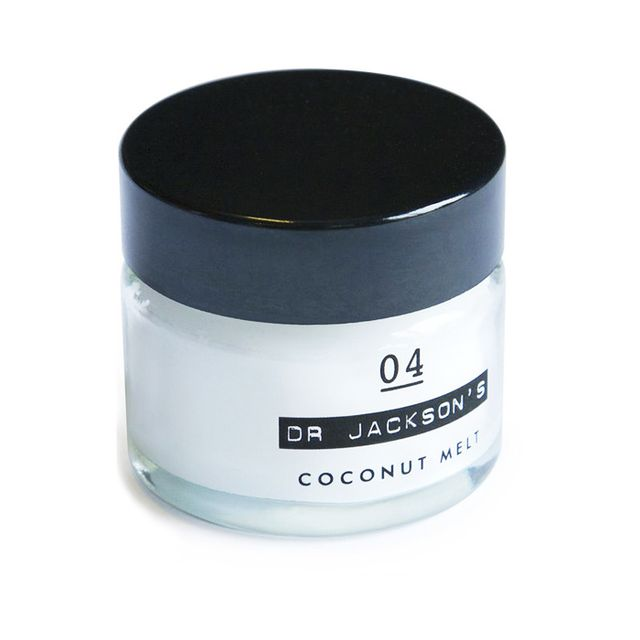 Cocout oil for body: Dr Jackson's Coconut Melt