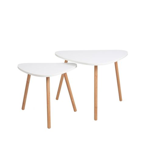 Nesting Coffee End Tables