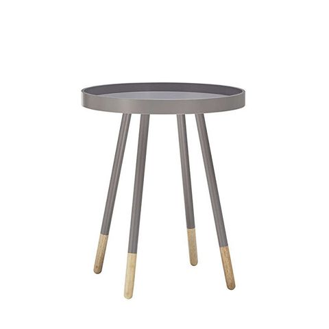 Round Accent Side End Table