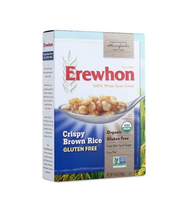 Erewhon Organic Brown Rice Cereal