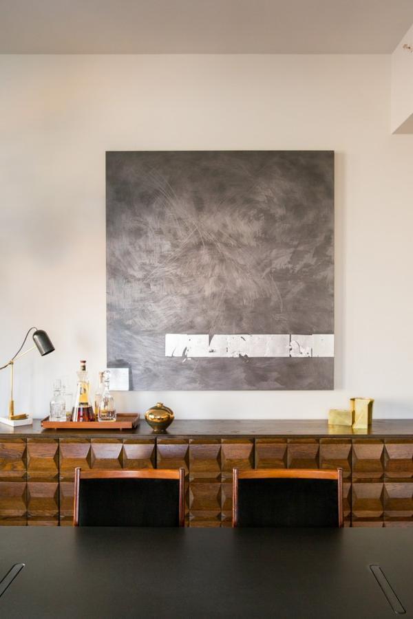 Midcentury-modern apartment