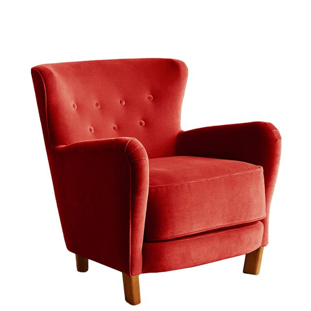 Velvet Hartwell Chair