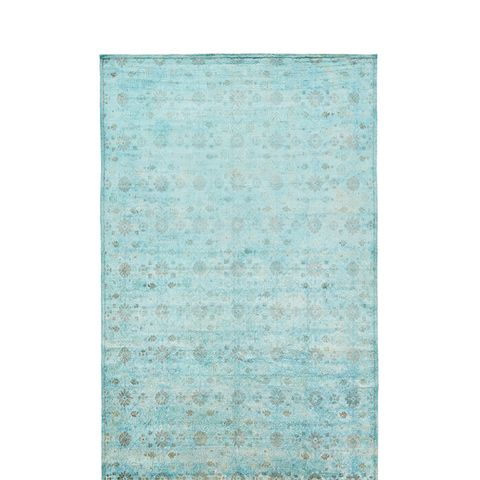 Color Reform Silk Overdyed Rug