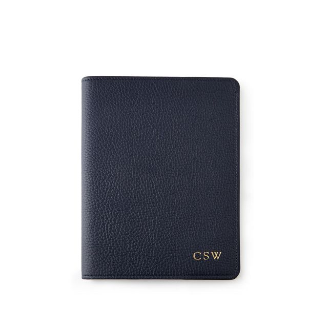 """9"""" Personalized Notebook with Spiral Inset"""