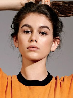 Kaia Gerber's New Teen Vogue Cover Gave Us a Genius Style Hack
