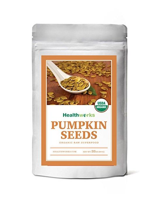Pumpkin Seeds by Health Works