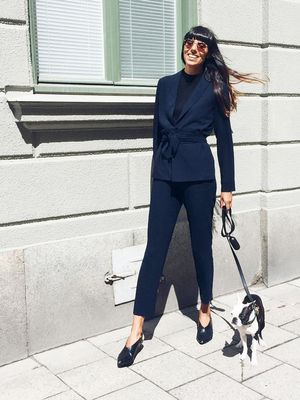 A Fashion Editor Came Up With the Perfect Office Uniform (So You Don't Have To)