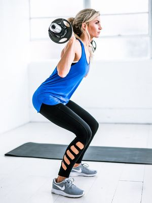 Do Squats Really Help Your Butt? We Asked a Trainer