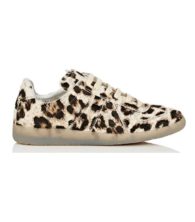 "Women's Women's ""Replica"" Calf Hair Sneakers"