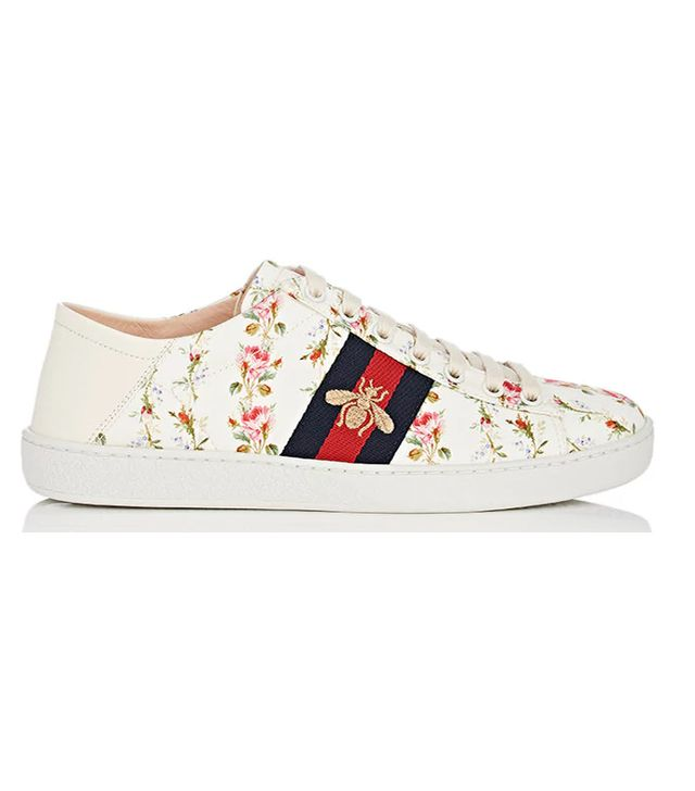Women's New Ace Canvas Sneakers