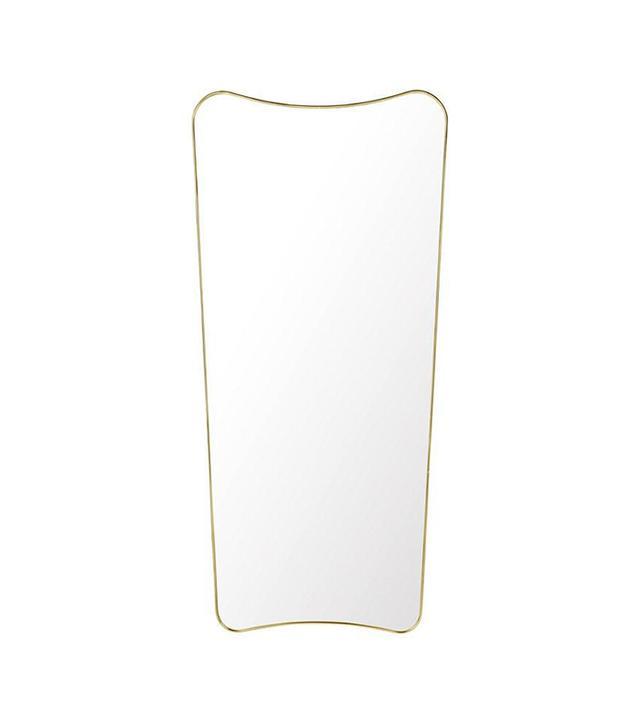 Gio Ponti Rectangular Mirror Full Length