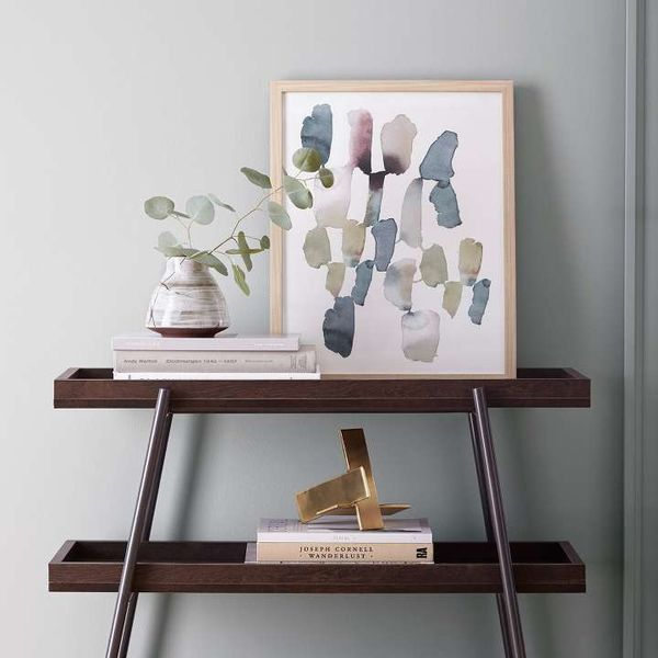 Décor, including wall art, vases, and small accent pieces, start at just $5.