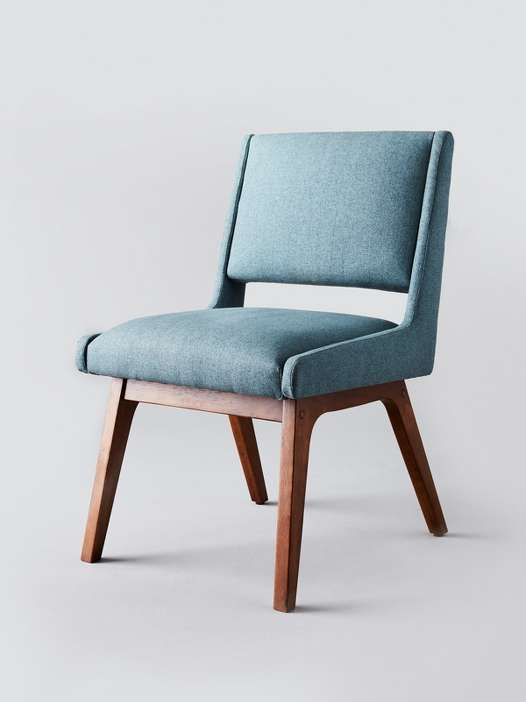 The line's modern dining chairs start at just $45.