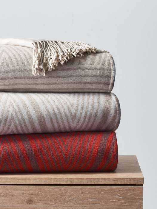 Buy these stylish throw blankets for the bedroom or the living room (starting at just $20). What are your favorite pieces from the Project 62 line? Share your picks below.