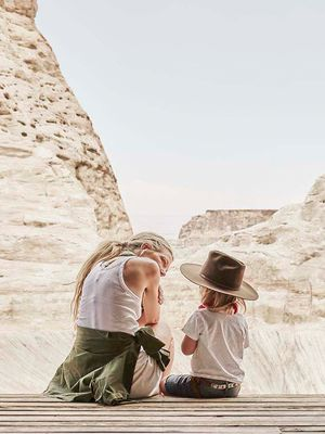 This Is How to Pack When You Travel With Kids (It's Possible)