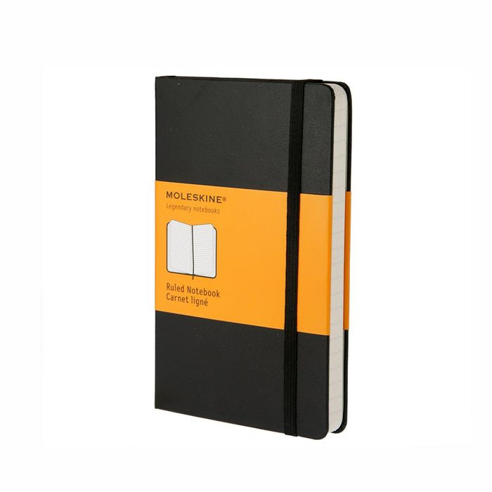 Ruled Notebook by Moleskine