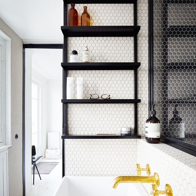 Asking for a Friend: Small-Bathroom Storage Ideas?