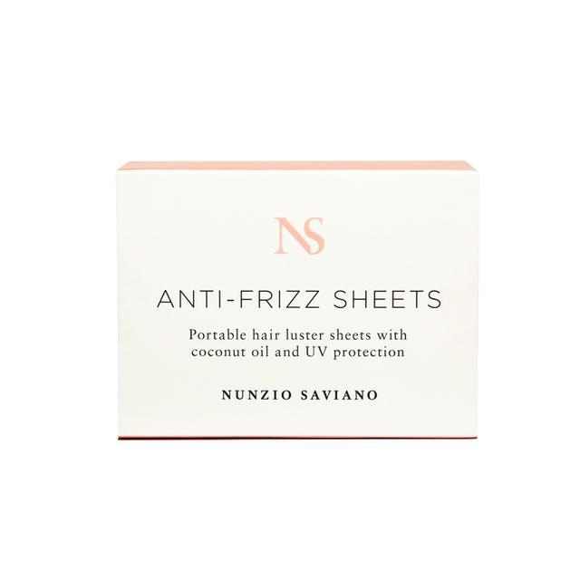 Nunzio Saviano Anti-Frizz Sheets - Keratin Treatment Side Effects