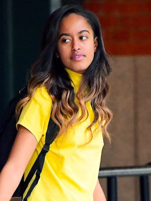 Is This What Malia Obama Will Wear to Her First Day at Harvard?