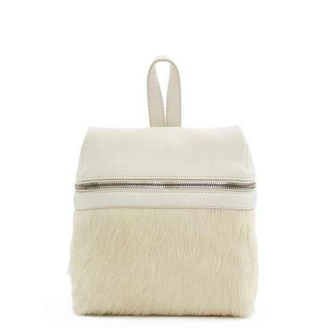 Calf Hair Small Backpack