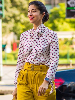 So Many Influencers Are Wearing This Brand-New Print Already