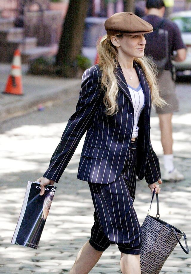 13 Times Carrie Bradshaw S Style Predicted 2017 Trends