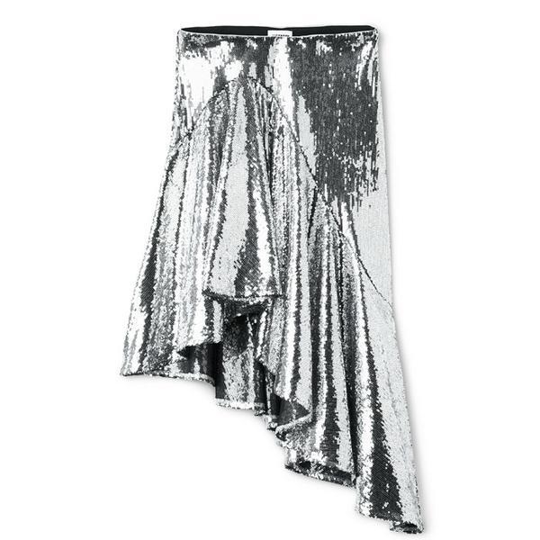 Weekday Mette Sequin Skirt