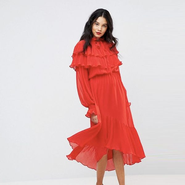 Y.A.S Long Sleeve Dress