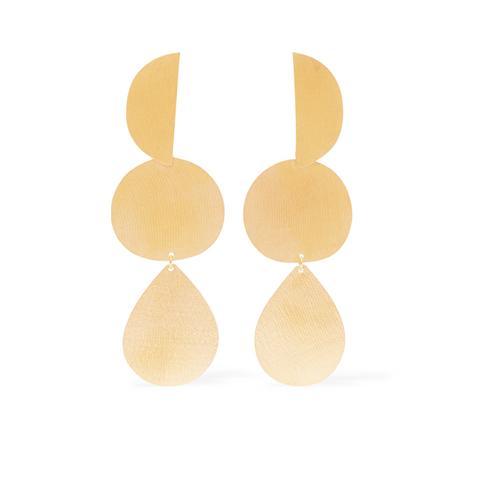 Thea Gold-Tone Earrings
