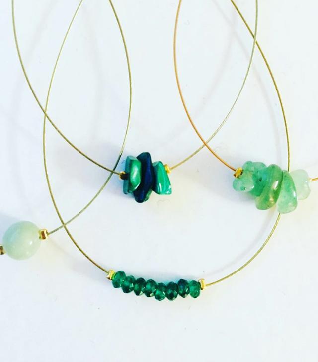 Crystal jewellery trend:  Soulbands bracelets