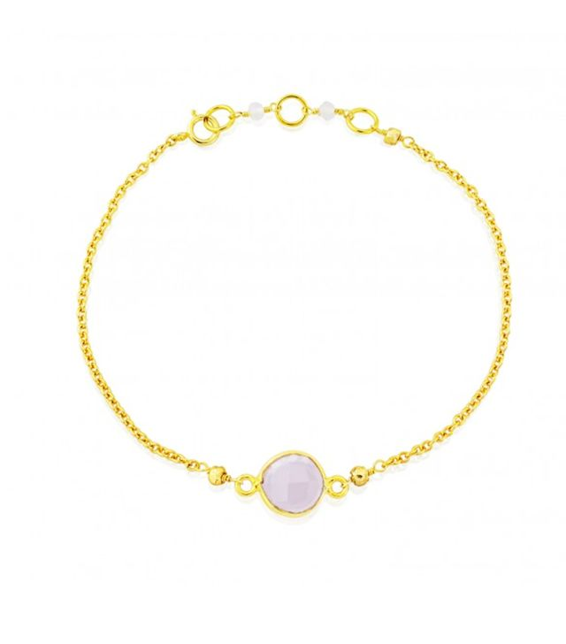 Crystal jewellery trend: Auree bracelet